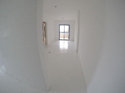 Apartamento de 02 dormitórios na Guilhermina em Praia Grande SP