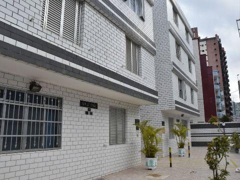 Apartamento em Praia Grande de 1 dormitório Bairro Guilhermina