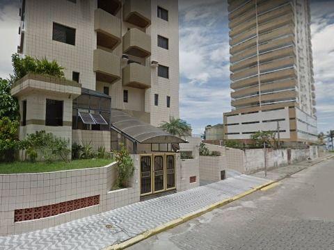 Apartamento com dois dormitórios no bairro da Aviação em Praia Grande.