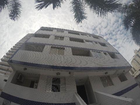 Apartamento um dormitório no bairro Aviação próximo a praia