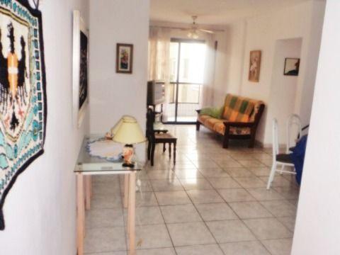 Apartamento com dois dormitórios na Guilhermina em Praia Grande