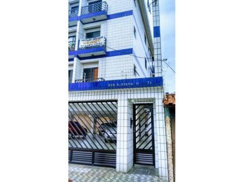 Apartamento 01 dormitório a venda em Praia Grande