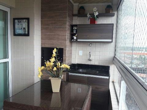 Apartamento de 03 dormitórios e 01 Suíte à Venda na Praia Grande - Bairro Jardim Guilhermina