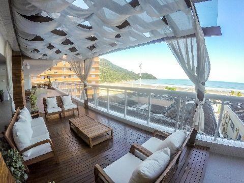 Apartamento alto padrão a venda em Praia Grande