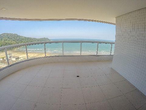 Apartamento de 4 dormitórios e 2 Suítes na Praia Grande - Bairro do Forte