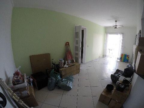 Apartamento de um dormitório Tupi em Praia Grande SP