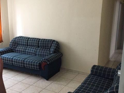 Apartamento com um dormitório na Tupi em Praia Grande SP