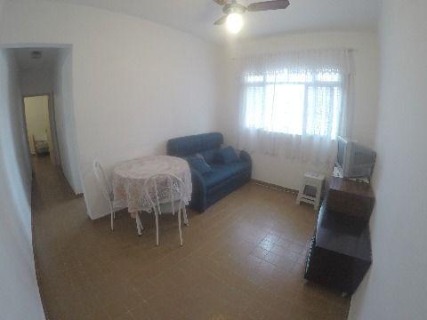 Apartamento de um Dormitório à Venda na Praia Grande - Bairro Guilhermina