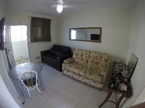 Apartamento de 01 dormitório em Praia Grande - Bairro Guilhermina