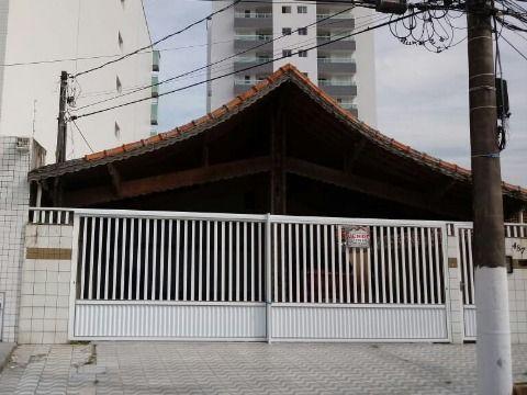Casa em Condomínio de 1 Dormitório na Praia Grande - Aviação