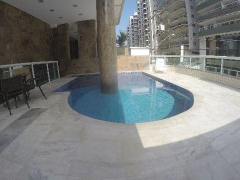Apartamento de 2 Dormitórios e 1 Suíte na Praia Grande - Bairro C. Forte