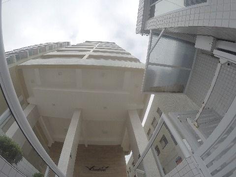 Apartamento de 1 Dormitório à Venda na Praia Grande - Bairro Canto do Forte