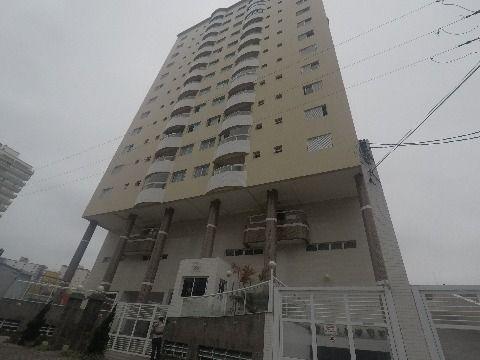 Apartamento alto padrão com 2 dormitórios no Caiçara em Praia Grande SP