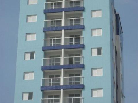 Lindo Apertamento com 2 dormitórios no Caiçara em Praia Grande SP