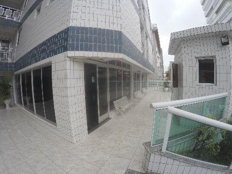 Apartamento de 2 dormitórios sendo 1 suíte no bairro Canto do Forte