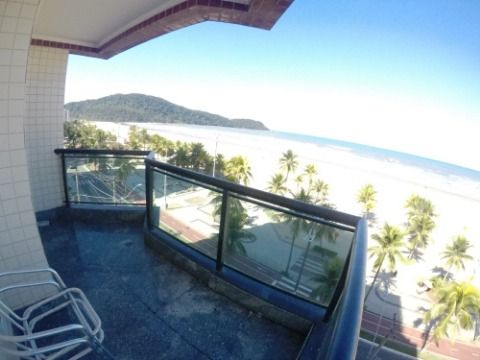 Apartamento de frente pro mar - Canto do Forte Praia Grande/SP