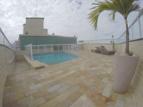 Apartamento 2 Dormitórios com Sacada Garden na Praia Grande