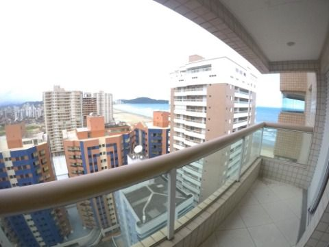 Apartamento 02 dormitórios - Aviação - Praia Grande/SP