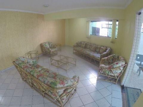 Apartamento de 1 dormitório mobiliado no bairro Jardim Guilhermina