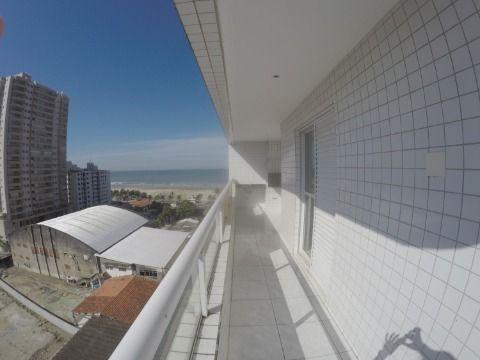 Apartamento Novo de 2 Dormitórios na Praia Grande - Bairro Aviação