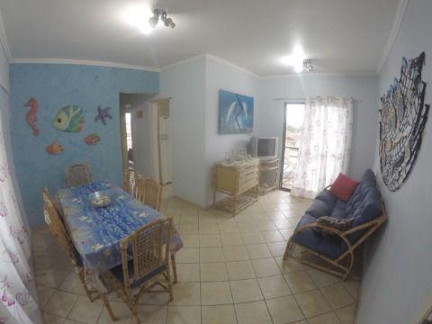 Apartamento em Praia Grande, bairro Campo da Aviação