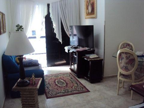 Apartamento com 01 dormitório Canto do Forte em Praia Grande