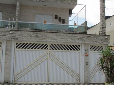 Casa á venda - Canto do Forte - Praia Grande/SP