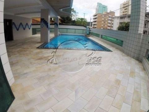 Apartamento de 2 Dormitórios à venda na Praia Grande - Bairro Canto do Forte
