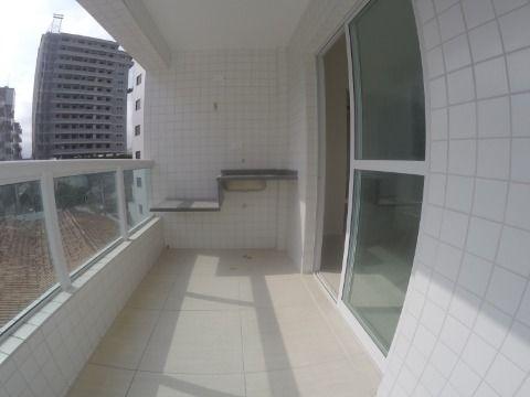 Apartamento Novo de 1 Dormitório em Praia Grande - Bairro Vila Caiçara
