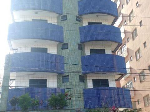Apartamento de 02 Dormitórios  à Venda Na Praia Grande - Bairro Tupi