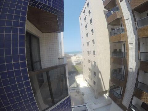 Apartamento com 1 Dormitório Suíte na Praia Grande - Bairro Guilhermina