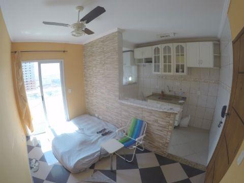 Excelente apartamento de 1 dormitório no bairro Cidade Ocian