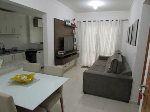 Apartamento com 1 Dormitório à Venda na Praia Grande - Bairro Guilhermina