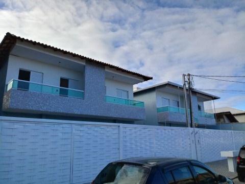 Lindo Sobrado de Condomínio com Dois Dormitórios Próximo ao campo do Neymar