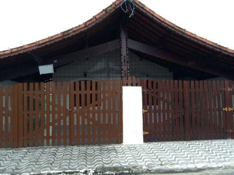 Casa dois Dormitórios V. Assunção Praia Grande SP