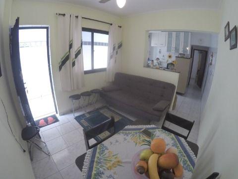 Apartamento de 01 Dormitório na Praia Grande - Bairro Canto do Forte