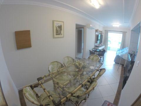 Espetacular apartamento de 2 dormitórios sendo 2 suítes no Canto do Forte