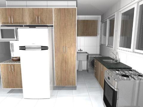 Lindos apartamentos de um dormitório à venda no bairro Aviação em Praia Grande.
