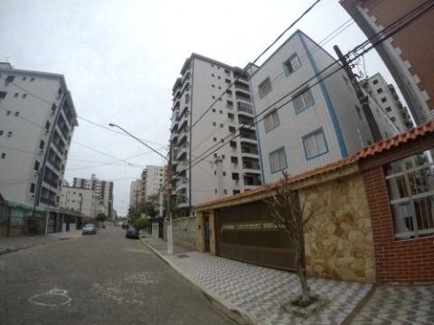 Apartamento de um Dormitório na Guilhermina em Praia Grande SP