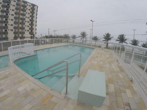 Apartamento com 1 Dormitório e Vista à Venda na Praia Grande - Bairro Mirim