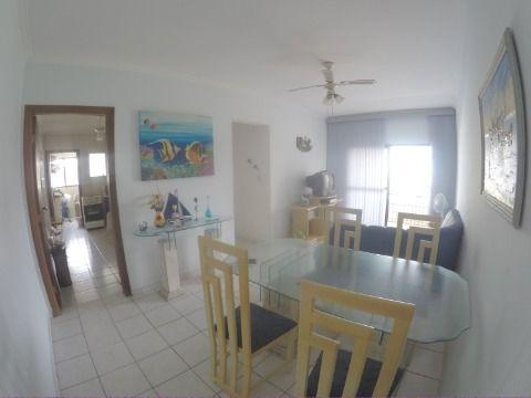 Apartamento com 2 Dormitórios e Vista na Praia Grande - Bairro Guilhermina