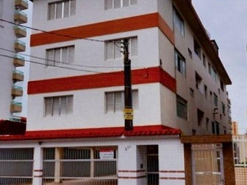 Apartamento 02 dormitórios - Guilhermina - Praia Grande/SP