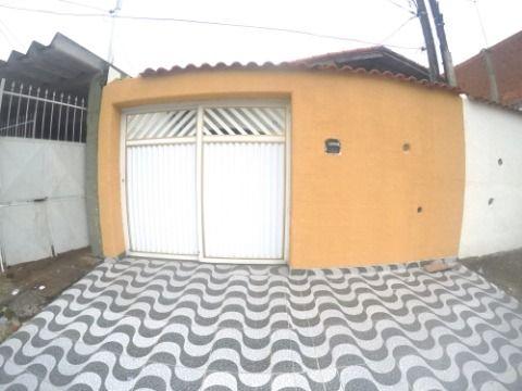 Casa Dois Dormitórios na Praia Grande SP