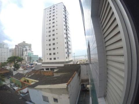 Apartamento de frente para o mar - Praia Grande/SP