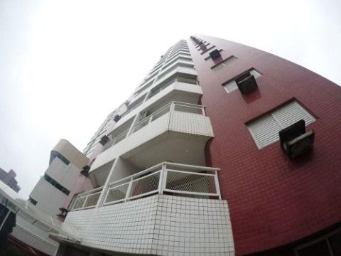 Apartamento 2 dormitórios com suíte à venda no Canto do Forte em Praia Grande - Sp.
