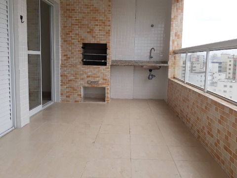 Apartamento de 3 Suítes à Venda na Praia Grande - Bairro Guilhermina