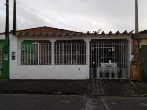 Casa de 2 Dormitórios à Venda na Praia Grande - Bairro Vila Caiçara