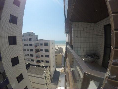 Apartamento de 2 Dormitórios à Venda na Praia Grande - Bairro Guilhermina