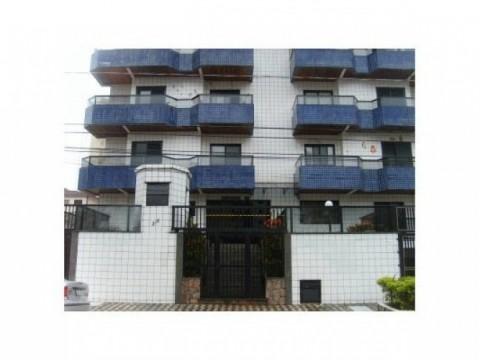 Apartamento 2 dormitórios com suite, 96 m² de área útil, lazer completo com quadra poliesportiva, excelente localização na vila Tupi em Praia Grand...