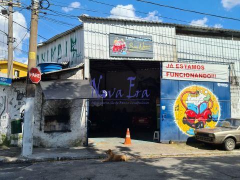 Galpão em Vila Industrial  - São Paulo